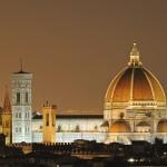 The stunning Santa Maria del Fiore Church in Florence